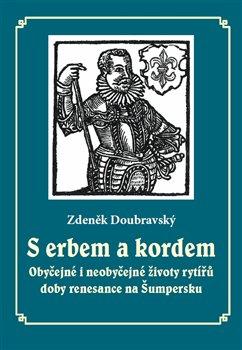 Obálka titulu S erbem a kordem