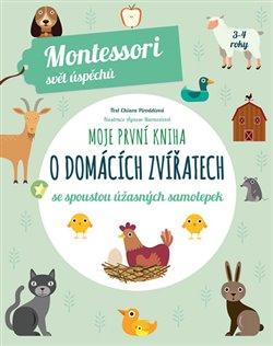 Obálka titulu Moje první kniha o domácích zvířatech