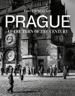 Obálka titulu Praha za císaře pána