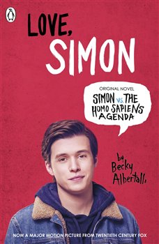 Obálka titulu Love Simon