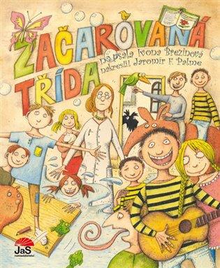 Začarovaná třída - Ivona Březinová | Booksquad.ink