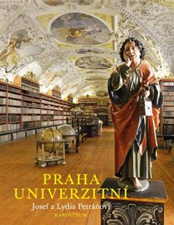 Obálka titulu Praha univerzitní