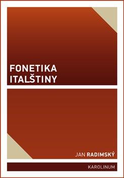 Obálka titulu Fonetika italštiny