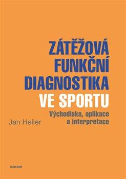 Obálka titulu Zátěžová funkční diagnostika ve sportu