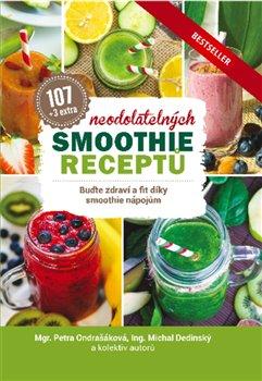 Obálka titulu 107 neodolatelných smoothie receptů