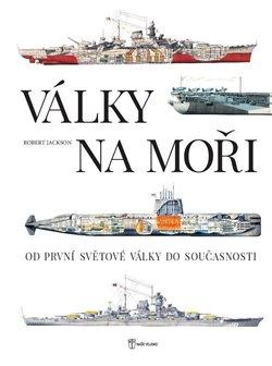 Obálka titulu Války na moři