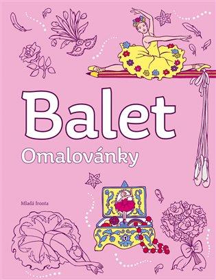 Balet omalovánky - - | Booksquad.ink