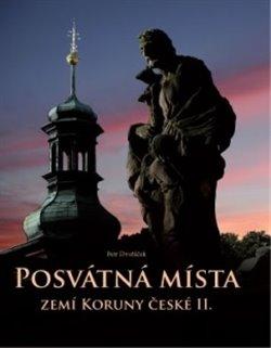 Obálka titulu Posvátná místa zemí Koruny české II.