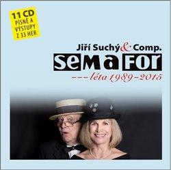 Semafor. Léta 1989, CD - 2015, CD - Jiří Suchý