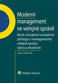 Moderní management ve veřejné správě