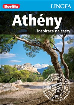 Obálka titulu Athény