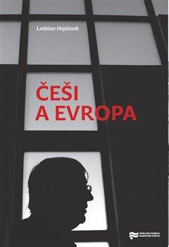 Obálka titulu Češi a Evropa