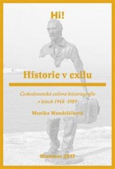 Obálka titulu Historie v exilu
