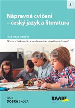 Obálka titulu Nápravná cvičení - český jazyk a literatura