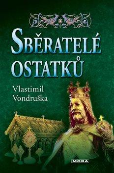 Obálka titulu Sběratelé ostatků