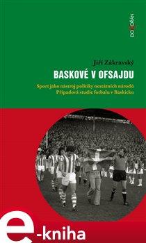 Obálka titulu Baskové v ofsajdu