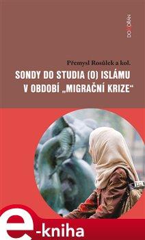 """Obálka titulu Sondy do studia (o) islámu v období """"migrační krize"""""""
