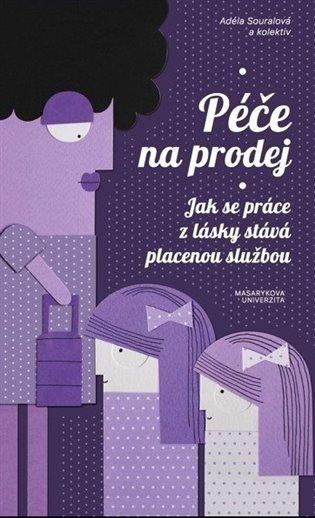 Péče na prodej:Jak se práce z lásky stává placenou službou - Tereza Hronová,   Booksquad.ink