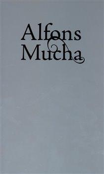 Obálka titulu Alfons Mucha