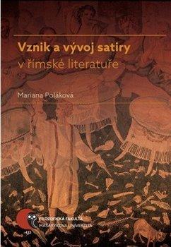 Obálka titulu Vznik a vývoj satiry v římské literatuře