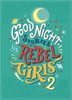 Obálka titulu Good Night Stories for rebel Girls 2