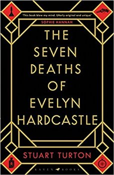 Obálka titulu The Seven Deaths of Evelyn Hardcastle