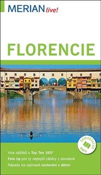 Obálka titulu Florencie - Merian Live!