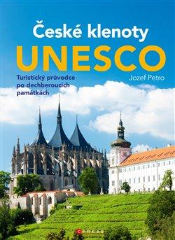 Obálka titulu České klenoty Unesco