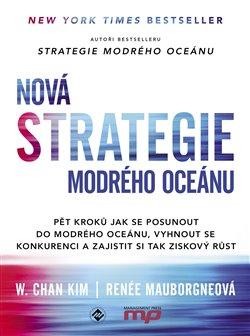 Obálka titulu Nová Strategie modrého oceánu