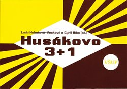 Obálka titulu Husákovo 3+1. Bytová kultura 70. let