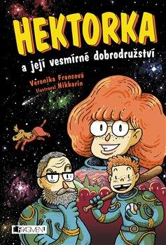 Obálka titulu Hektorka a její vesmírné dobrodružství
