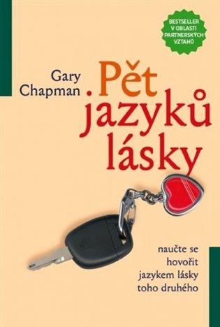 Pět jazyků lásky - Gary Chapman | Booksquad.ink