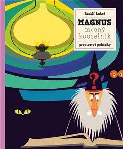 Obálka titulu Magnus, mocný kouzelník