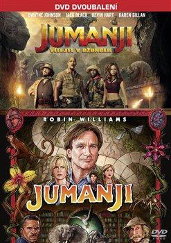 Obálka titulu Jumanji kolekce