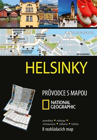 Helsinky:Průvodce s mapou National Geographic - - | Booksquad.ink