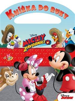 Obálka titulu Mickey a závodníci - Knížka do ruky