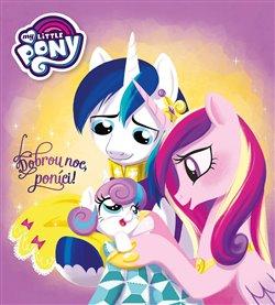 Obálka titulu My Little Pony - Dobrou noc, poníci