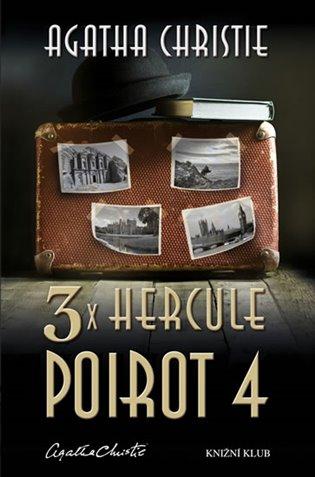 3x Hercule Poirot 4 - Agatha Christie | Booksquad.ink