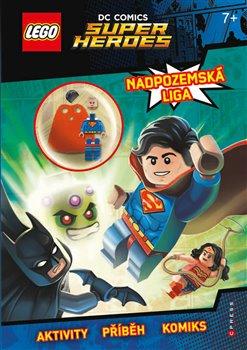 Obálka titulu Lego DC Comics Nadpozemská liga