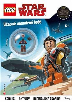 Obálka titulu Lego Star Wars - Úžasné vesmírné lodě