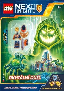 Obálka titulu Lego Nexo Knights - Digitální duel