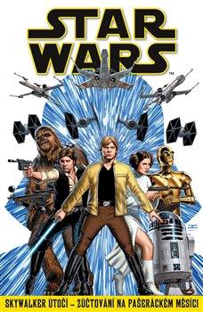 Obálka titulu Star Wars - Skywalker útočí - Zúčtování na pašeráckém měsíci