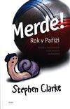 Obálka knihy Merde! Rok v Paříži