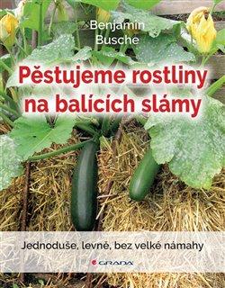 Obálka titulu Pěstujeme rostliny na balících slámy