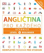 Angličtina pro každého, učebnice, úroveň 2, začátečník