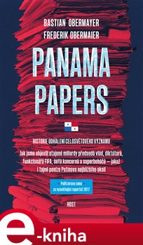 Obálka titulu Panama Papers