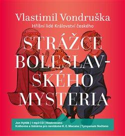 Obálka titulu Strážce boleslavského mystéria