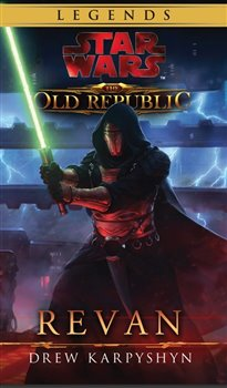 Obálka titulu The Old Republic - Revan
