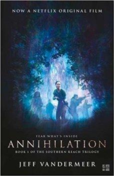 Obálka titulu Annihilation