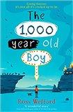 Obálka knihy The 1,000-year-old Boy